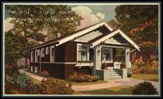 my house?  white/gray cedar shakes with dark red brick?