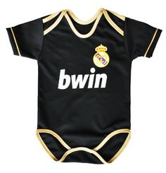 c7a1e657f Real Madrid Away Baby Suit 0-9 months Baby Suit