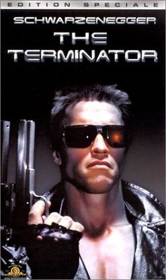 THE TERMINATOR (VHS 2001) ESPECIAL EDITION VHS / ALL SPECIAL FEATURES EXTRA DOCUMENTARY / ORION PICTURES / MGM STUDIO / 1984 / R / 107 MINUTE