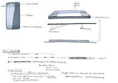 ZTE Grand S II - Advanced concept design - 2013 on Behance