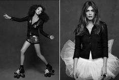 Little Black Jacket by Carine Roitfeld and Karl Lagerfeld