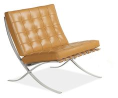 Seville Leather Chair - Chairs - Living - Room & Board $2,700  To go in front of the LR AC unit?