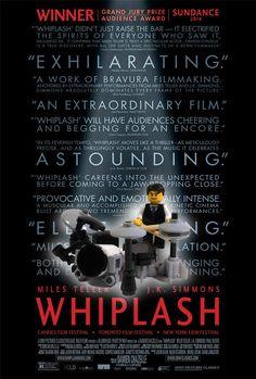 Whiplash (the Lego version)