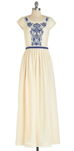A to Gazebo Dress