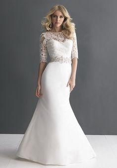Allure Romance 2666 Wedding Dress - The Knot