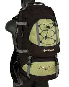 OZtrail Discovery 65 Litre Travel Pack at EquipOutdoors