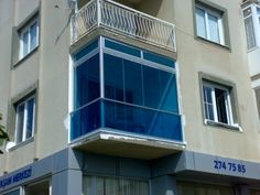 mavi cam balkon - http://www.markapen.net