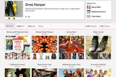 Dree Harper | 65 Innovative And Creative Pinterest Accounts That Will Improve Your Life