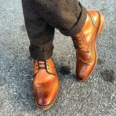 "yourlookbookmen: ""Men Shoes - Brogues """