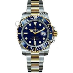 Rolex Oyster Perpetual Submariner Date. It's a goal of mine to own a watch of this prestige.