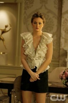 "Ruffles | 26 Of The Most Memorable ""Gossip Girl""-Style Trends, From Tasteful To Tacky"