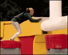 Find GIFs with the latest and newest hashtags! Search, discover and share your favorite Falling GIFs. The best GIFs are on GIPHY. Funny Baby Images, Funny Pictures For Kids, Art Pictures, American Funny Videos, Funny Dog Videos, Gifs, Funny Fails, Funny Jokes, Drunk Fails