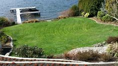 Lake Washington lawn mowing design. Lawns, Lawn Mower, Eco Friendly, Golf Courses, Washington, Landscape, Amazing, Design, Lawn Edger