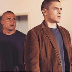 Linc and Michael #PrisonBreak #4season