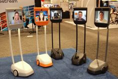 Beam telepresence robots. Summit Europe: Robots Are Still Toddlers—But They're Growing Up Fast