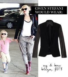 Stylish Moms - Gwen Stefani
