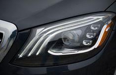 Luxury Defined: 2018 Mercedes-Benz S560