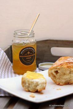 Selbstgemachtes Holunderblütengelee - Schöner Tag noch! Food-Blog mit leckeren Rezepten für jeden Tag