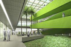 Nova unidade Sesc Guarulhos - Galeria de Imagens | Galeria da Arquitetura