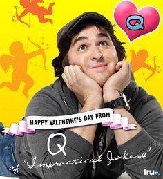 valentine tv show