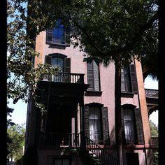 Wish I could back to Savannah for a walk…Savannah, Georgia, United States