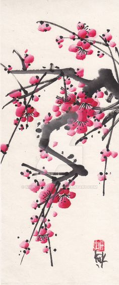 I DID NOT DRAW THIS I got some japanese art when I san francisco and this is what it looked like