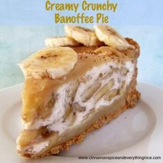 Creamy-Crunchy Banoffee Pie | Recipe Devil