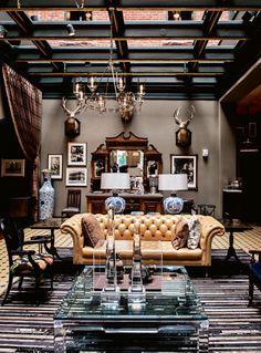 Os interiores de hoéis mais bonitos | The most beautiful hotel interiors