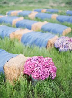 Outdoor Wedding Decor | These Colors!! Photography: Jose Villa | See more on #SMP Weddings | http://www.stylemepretty.com/2012/12/18/montana-farm-wedding-from-jose-villa-joy-thigpen-part-i/