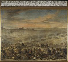 The battle of Lund was the decisive battle in the Scanian war which was part of the bigger Franco Dutch war of 1672–1678. The battle took place in the 4th of December 1676 between Charles XI of Sweden's 8000 strong army and Christian V of Denmark-Norway's 13,000 strong army, the Swedes stood victorious and the battle of Lund has gone down in history as one of the bloodiest battle ever to been fought on Europeans soil. By Johan Philip Lemke