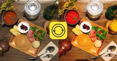 Foodie : l'application photo des gourmands