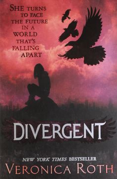SCIENCE FICTION: Divergent, Book One (Rated 4 Stars) (Recommended for Hunger Games fans)