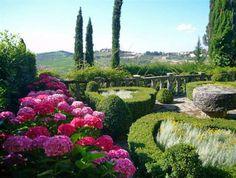 Villa Le Barone, Italy