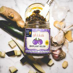 Akka's Handcrafted Foods | Eggplant Relish