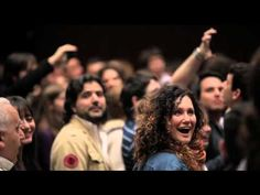Flash Mob en TEDxRiodelaPlata 2013