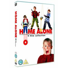 BARGAIN Home Alone Collection [DVD] NOW £5 At Amazon - Gratisfaction UK Bargains #christmas #homealone