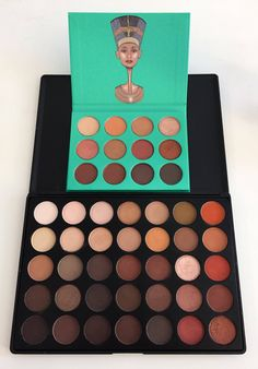 TIL: The Morphe 35O and Juvia's Place The Nubian are exactly the same