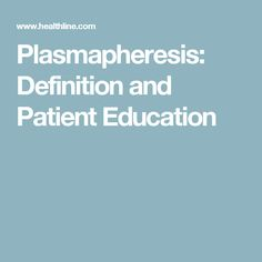 Plasmapheresis: Definition and Patient Education. This website provides information about plasmapheresis, a common treatment for autoimmune diseases like Guillain Barre. It gives an overview of the treatment, what to expect, how to prepare for the treatment, and possible side effects. It is a reliable source because it uses information compiled from other reliable sources and lists them at the end of the article.