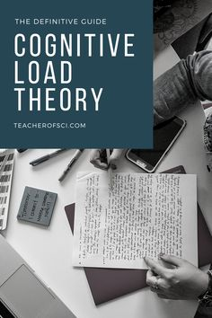 Cognitive Load Theory explains how students gain new knowledge! This theory will revolutionise the way you teach as it helps us to understand how students mentally process new information! Learn more at teacherofsci.com First Year Teachers, New Teachers, Your Teacher, Student Behavior, Student Teaching, Teaching Resources, Teaching Secondary, Secondary School, Health Teacher