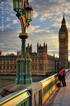 Westminster Bridge, London, England