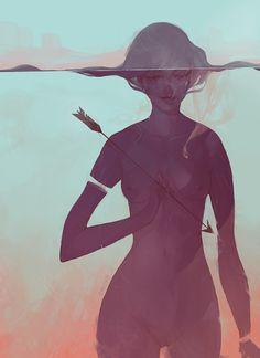 Samantha Mash Illustration - Portfolio // acceptance