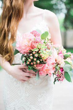 Nasher Sculputure Center - Garden Wedding Inspired Shoot - The Blushing Bride boutique in Frisco, Texas