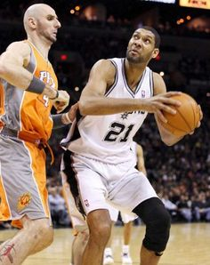 James Carlucci on Tim Duncan – Top 10 Player in NBA history