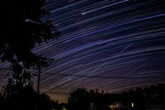 Star Trails by Paul Grasset on 500px
