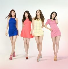 I love this group! Expecially thier latest single, Female President! <3 Girl's day #kpop
