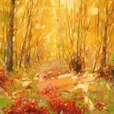 Autumn Landscape , Vahe Yeremyan
