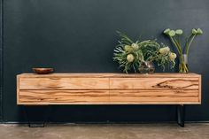 Solid Timber Credenza | Customisable | The Block Shop
