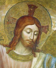 "artist-angelico:  ""Christ the Judge (detali) via Fra Angelico  """
