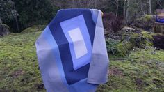 Modern quilt baby quilt throw quilt twin quilt by TheVinylTeacup