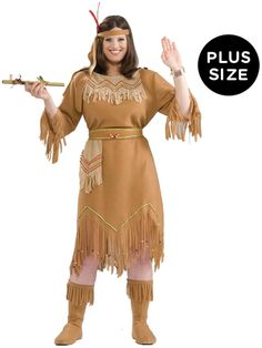 PartyBell.com - #Indian Maid Adult Plus Costume